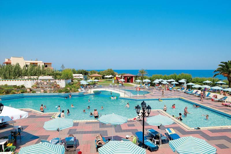 Hotel Creta Star - Rethymnon - Rethymnon Kreta